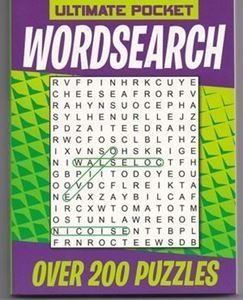 Picture of Ultimate Pocket Wordsearch