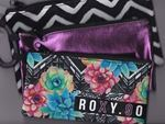 Picture of Roxy 3 Compartment Pencil Case with handle