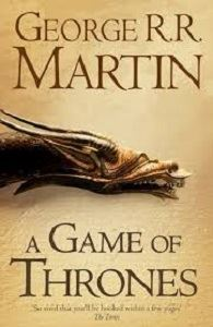 Picture of A Game of Thrones-1st Book of A song of Ice and Fire