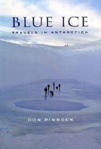 Picture of Blue Ice-Travels in Antarctica