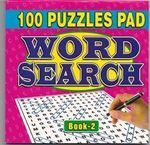 Picture of 100 Puzzles Pad Word Search-Book 2