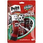 Picture of Pritt Glue Stick (43g) pack of 3