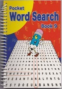 Picture of Pocket Word Search-Book 9