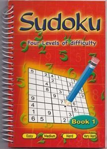 Picture of Sudoku-Book 1
