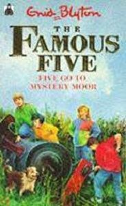 Picture of The Famous Five-Five Go To Mystery Moor