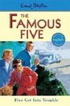 Picture of The Famous Five-Five Get Into Trouble