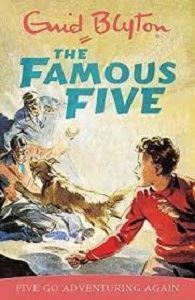 Picture of The Famous Five-Five Go Adventuring Again