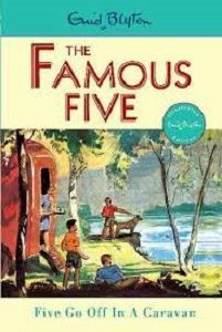 Picture of The Famous Five-Five Go Off In A Caravan