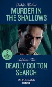 Picture of Mills & Boon-Murder In The Shallows