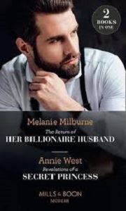 Picture of Mills & Boon-Her Billionaire Husband/Revelations of a Secret Princess