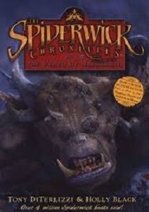 Picture of The Spiderwick Chronicles-The Wrath of Mulgarath