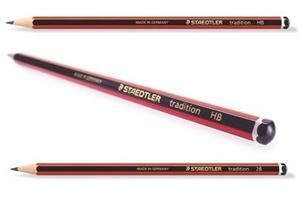 Picture of Staedtler Tradition 3B Pencil