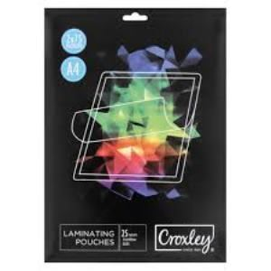 Picture of Croxley Laminating Pouches (25)