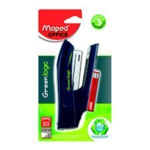 Picture of Maped Greenlogic Half-strip Stapler +400staples