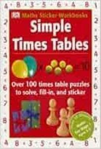 Picture of Simple Times Tables