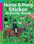 Picture of Horse & Pony Sticker Activity Book