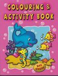 Picture of Colouring and Activity Book