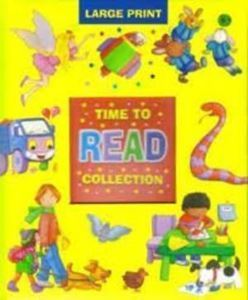 Picture of Time to Read Collection - Large Print