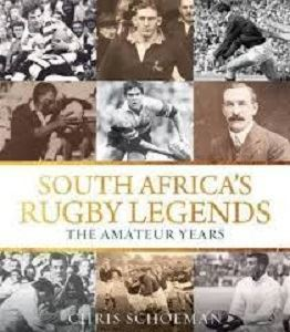 Picture of South Africa's Rugby Legends-The Amateur Years