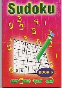 Picture of Sudoku - Book 8