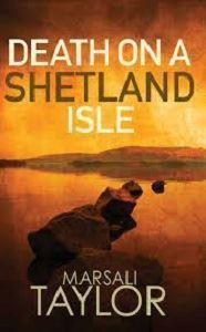 Picture of Death on a Shetland Isle