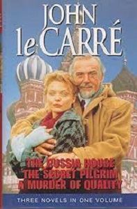 Picture of The Russia House/The Secret Pilgrim/A Murder of Quality