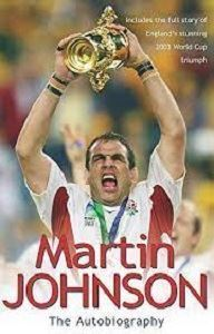Picture of Martin Johnson-The Autobiography