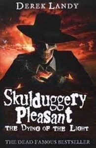 Picture of Skulduggery Pleasant - The Dying of the Light