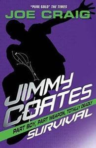Picture of Jimmy Coates - Survival