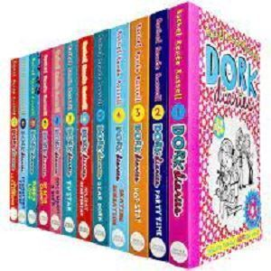 Picture of Dork Diaries Collection - Boxset (12 Book set)