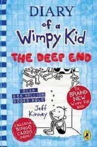 Picture of Diary of a Wimpy Kid-The Deep End