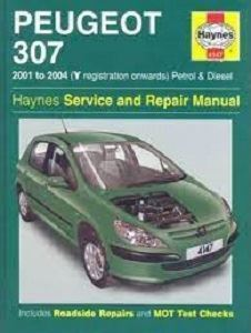Picture of Peugeot 307 2001 to 2004