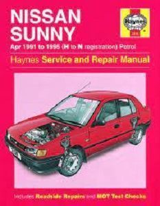 Picture of Nissan Sunny Apr 1991 to 1995