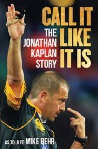Picture of Call it like is- The Jonathan Kaplan Story