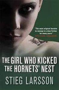 Picture of The Girl Who Kicked the Hornets' Nest