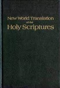 Picture of New World Translation of the Holy Scriptures