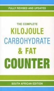 Picture of The Complete Kilojoule Carbohydrate & Fat Counter