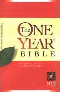 Picture of The One Year Bible