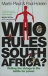 Picture of Who Rules South Africa?