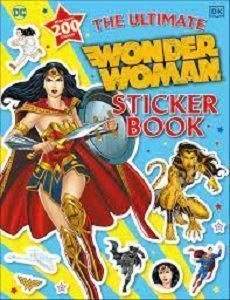 Picture of The Ultimate Wonder Woman Sticker Book