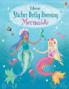 Picture of Sticker Dolly Dressing-Mermaids