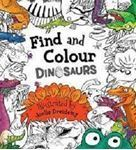 Picture of Find and Colour Dinosaurs