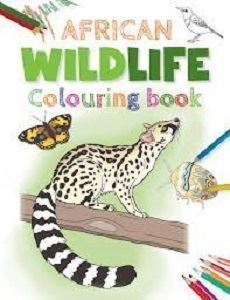 Picture of Wildlife Colouring Book