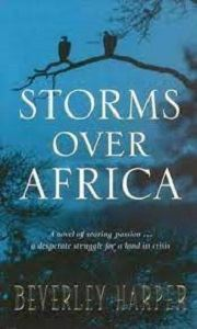 Picture of Storms over Africa