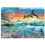 Picture of Evening Dolphins-1000 Puzzle